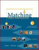 Matching Supply with Demand 2nd Edition