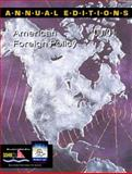 American Foreign Policy 2000-2001 9780072365191