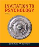 Invitation to Psychology 9780205035199