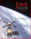 Java for Engineers and Scientists 9780130335203