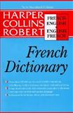 HarperCollins Robert French New Standard Dictionary 9780062755216