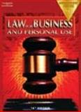 Law for Business and Personal Use 9780538435239