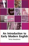 An Introduction to Early Modern English 9780748615247