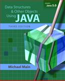 Data Structures and Other Objects Using Java 9780321375254