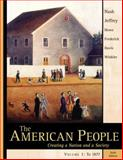 The American People 9780321125255
