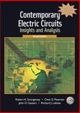 Contemporary Electric Circuits 9780131115286