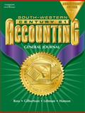 Century 21 General Journal Accounting 9780538435291