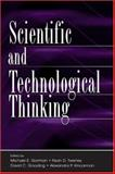 Scientific and Technological Thinking 9780805845297