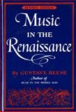 Music in the Renaissance 9780393095302