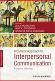 A Cultural Approach to Interpersonal Communication 2nd Edition