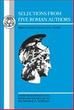 Selections from Five Roman Authors 9781853995316