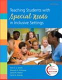 Teaching Students with Special Needs in Inclusive Settings 6th Edition