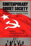 Contemporary Soviet Society 9780275905323