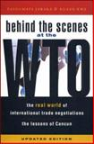Behind the Scenes at the Wto 9781842775325