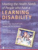 Health Needs of People with Learning Disability 9780702025327
