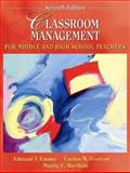 Classroom Management for Middle and High School Teachers 7th Edition