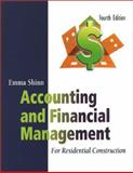 Accounting and Financial Management for Residential Construction 9780867185348