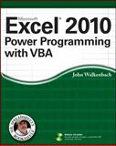 Excel 2010 Power Programming with VBA 1st Edition