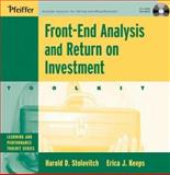 Front-End Analysis and Return on Investment Toolkit 9780787965358