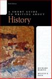 A Short Guide to Writing about History 9780321435361