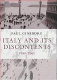 Italy and Its Discontents 9780713995374