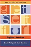 Get Set for English Literature 9780748615377