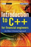 Introduction to C++ for Financial Engineers 9780470015384