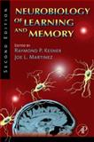 Neurobiology of Learning and Memory 9780123725400