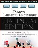 Perry's Chemical Engineers' Platinum Edition 9780071355407