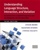 Understanding Language Structure, Interaction, and Variation, Third Ed 9780472035410