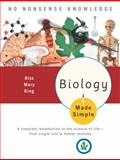 Biology Made Simple 1st Edition