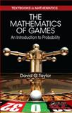 The Mathematics of Games 1st Edition