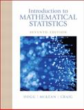 Introduction to Mathematical Statistics 7th Edition
