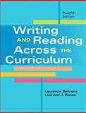 Writing and Reading Across the Curriculum 12th Edition