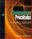 Contemporary Precalculus 9780030185441