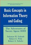 Basic Concepts in Information Theory and Coding 9780306445446