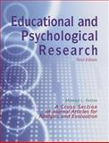 Educational and Psychological Research 9781884585456