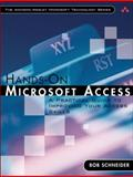 Hands-On Microsoft Access 9780321245458