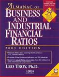 Almanac of Business and Industrial Financial Ratios, 2003 Edition 9780735535473