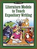 Literature Models to Teach Expository Writing 9780929895475