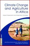 Climate Change and Agriculture in Africa 9781844075478