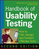 Handbook of Usability Testing 2nd Edition