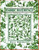 Fabric Reference 9780130985484