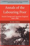 Annals of the Laboring Poor 9780521245487
