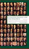 Constitutional Law and Politics 8th Edition