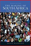 The Making of South Africa 9780205795499