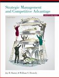 Strategic Management and Competitive Advantage 4th Edition