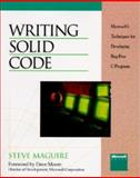 Writing Solid Code 9781556155512