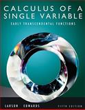 Calculus of a Single Variable 9780538735520