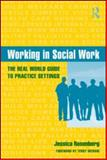 Working in Social Work 1st Edition